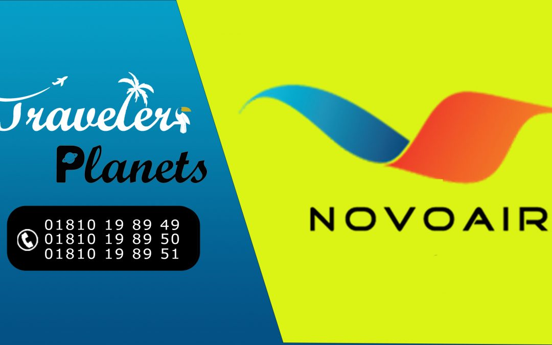 NOVOAIR Ticket Sales Office Dhaka | Bangladesh