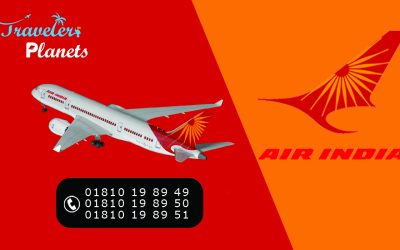 Air India Airlines Ticketing Sales office