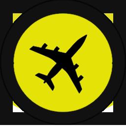 plane logo Home