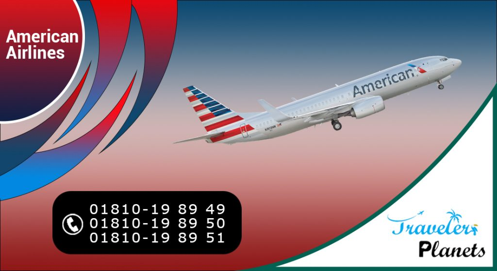 American Airlines Tickets