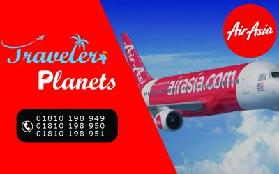 Air Asia Airlines Ticket Office Dhaka | Bangladesh