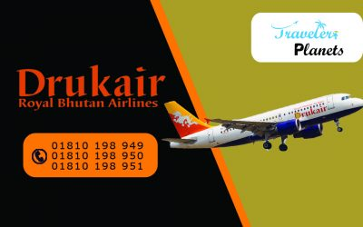 Druk Air Dhaka Office