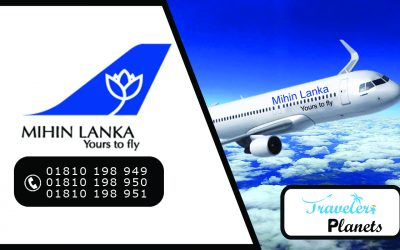 Mihin Lanka Airlines Dhaka Office