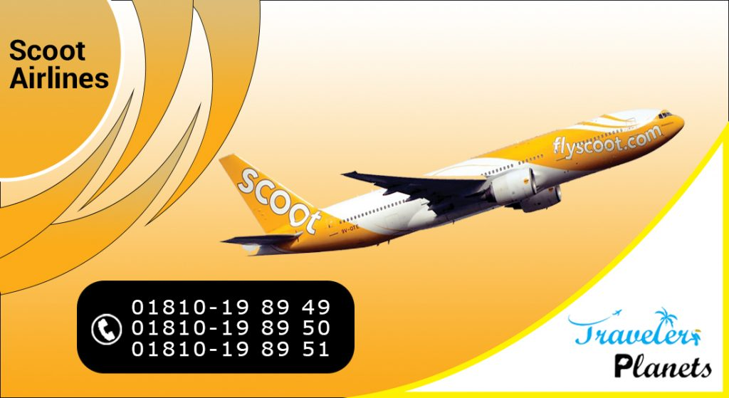 Scoot Airlines Ticket Office