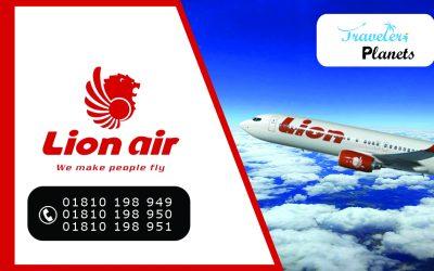 Thai Lion Air Dhaka Office